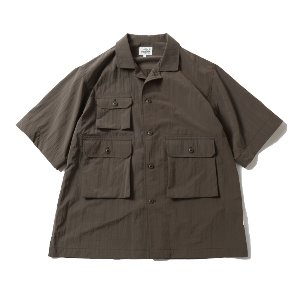 Thursday Water Repellent Shirts Jacket Khaki