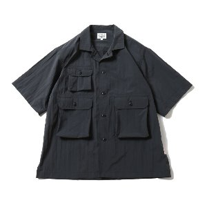 Thursday Water Repellent Shirts Jacket Charcoal