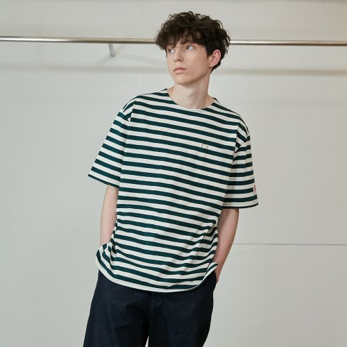 20SS Union Short Sleeve Pocket T-shirts SU Seasonal Green