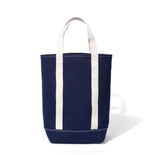 grocery tote bag (navy)