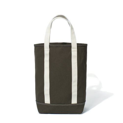 grocery tote bag (khaki)