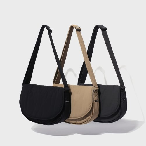 s.runner's bag (beige, grey, black / 3 colors)