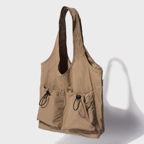 bore bag (beige)