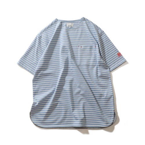 21SS Union Short Sleeve Pocket T-shirts SU Seasonal Blue