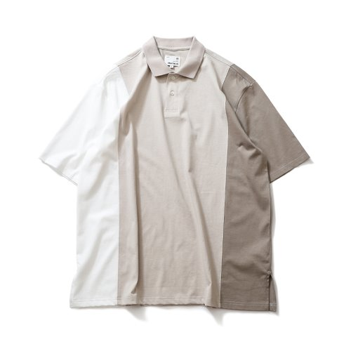 21SS Sumerset Color Balance Pullover Shirts Cream Beige