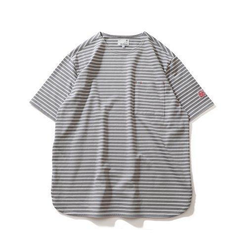 21SS Union Short Sleeve Pocket T-shirts SU Seasonal Gray