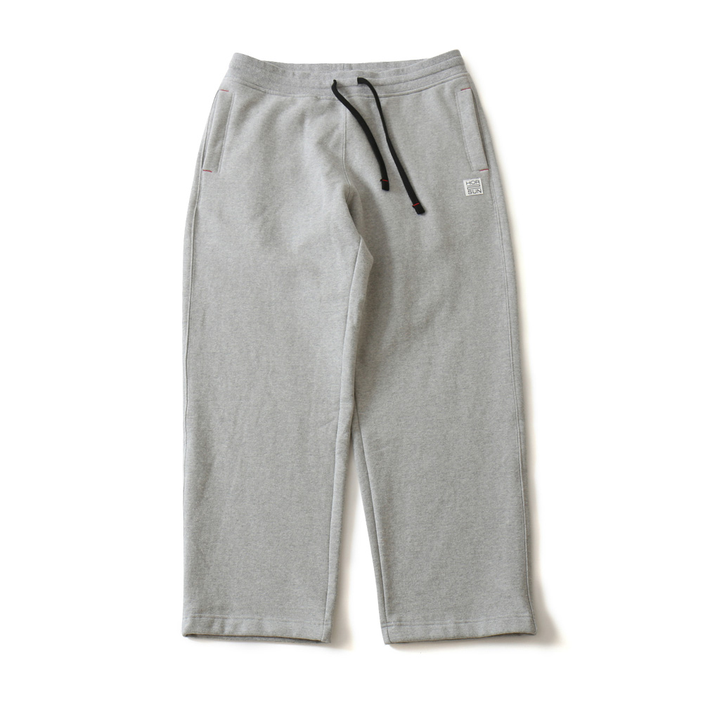 19FW Marcell Wide Loose Fit Sweatpants Melange Gray