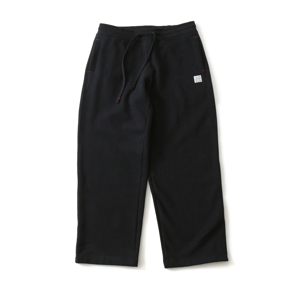 19FW Marcell Wide Loose Fit Sweatpants Black